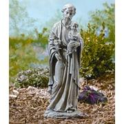 Roman, Inc. St. Joseph Outdoor Statue
