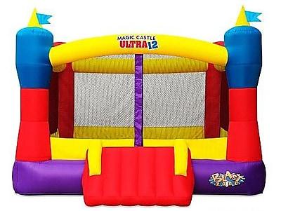 Blast Zone Magic Castle Ultra 12 Bounce House WYF078276659515