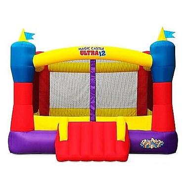 Blast Zone Magic Castle Ultra 12 Bounce House