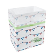 Clean Cubes LLC 4th of July 10 Gallon Trash Can (Set of 3)