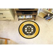 FANMATS NHL Boston Bruins Roundel Mat