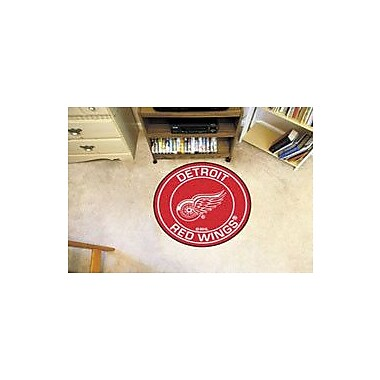 FANMATS NHL Detroit Red Wings Roundel Mat