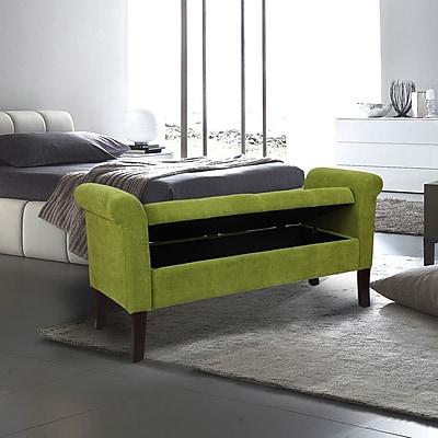 AdecoTrading Storage Bench; Green