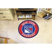 FANMATS NHL New York Rangers Roundel Mat