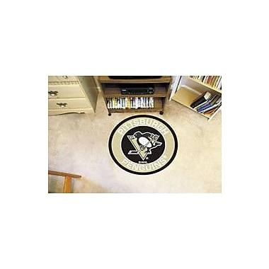 FANMATS NHL - Pittsburgh Penguins Roundel Mat