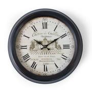 AdecoTrading 18.5'' Wall Hanging Clock