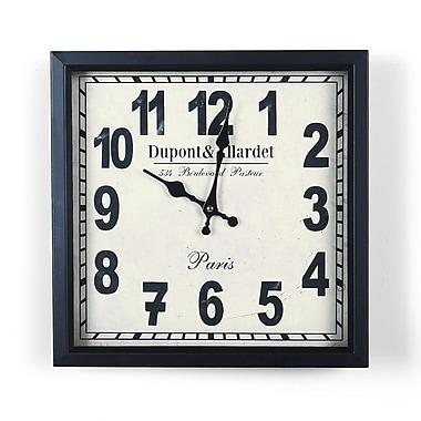 AdecoTrading Wall Hanging Clock