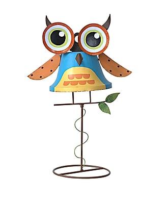 AttractionDesignHome Owl Yard Garden Stake