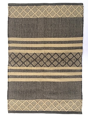 Artim Home Textile Atlas Taupe Area Rug; Runner 2'5'' x 8'