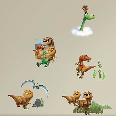 Room Mates Good Dinosaur Peel and Stick Wall Decal