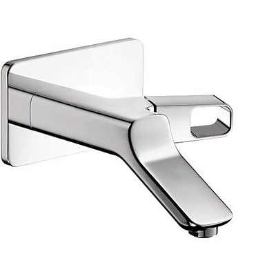 Axor Axor Urquiola Wall Mounted Tub Only Faucet Trim; Chrome
