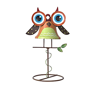 AttractionDesignHome Owl Yard Garden Stake