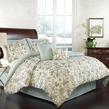Traditions by Waverly Felicite 6 Piece Comforter Set; King