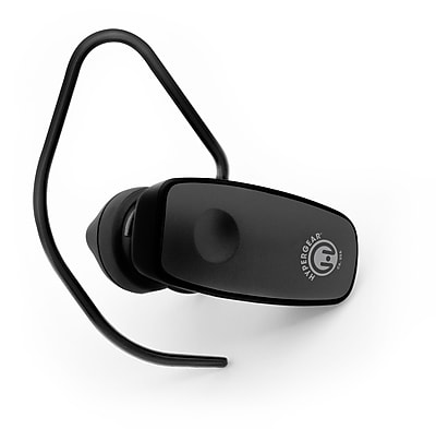 Hypergear V360 Ear Hook Wireless Bluetooth Headset, Silver