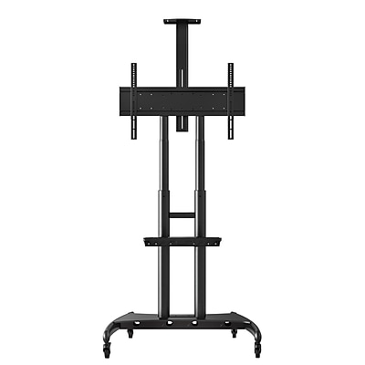 Luxor Adjustable-Height Large-Capacity LCD TV Stand (FP4000)