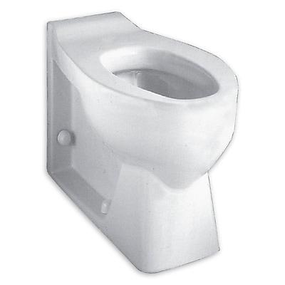 American Standard Universal 1.6 GPF Elongated Toilet Bowl