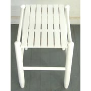 Dixie Seating Franklin Side Table; White