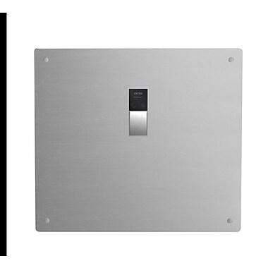 Toto Concealed Eco 1.28 GPF Toilet Flush meter Valve in Satin