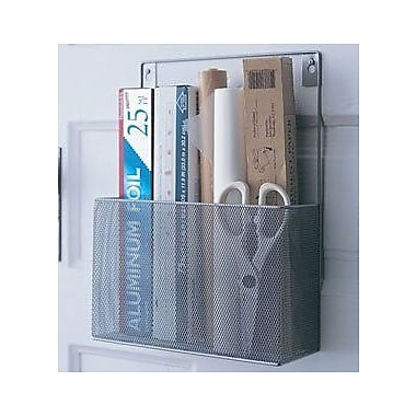 YBM Home Mesh Wall Mount Kitchen Cabinet Door Organizer