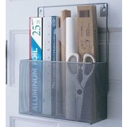 YBM Home Mesh Wall Mount Kitchen Cabinet Door Organizer
