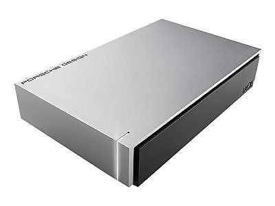 Seagate® LaCie 8TB 5 Gbps Read External Hard Drive, Dark Gray (LAC9000604)