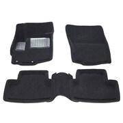Findway - Tapis de sol 3D (43060BB) pour Mitsubishi RVR 2011-2017, noir