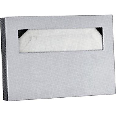 Distributeur de couvre-sièges de toilette, 15 3/4 x 11 x 2 po, 2/pqt