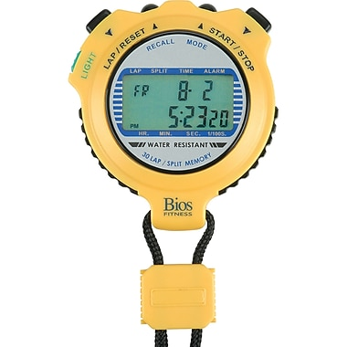 Digital Stop Watches, IA078, Stop Watch, 4/Pack