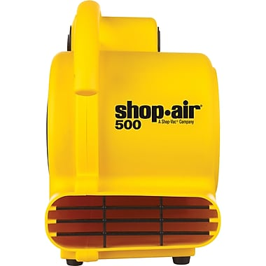 Shop Vac Air Management Systems Mighty Mini Shop Vac Air Mover