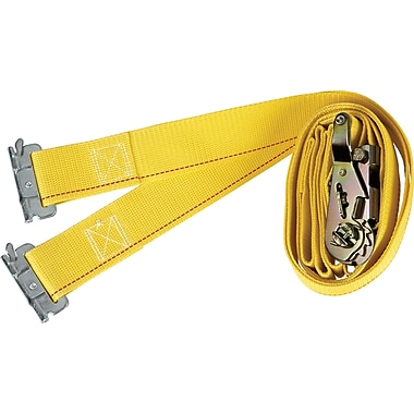 Logistic Straps, ND353, Strap Length - 16, 5/Pack