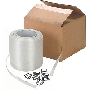 Polyester Cord Handi-Pak, PB027, Strap Width - 1/2