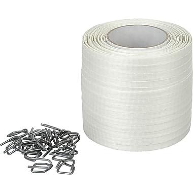 Polyester Cord Handi-Pak, PB028, Strap Width - 1/2
