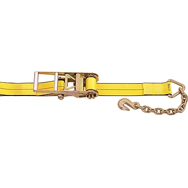 Ratchet Straps, PE953, Length - 30'