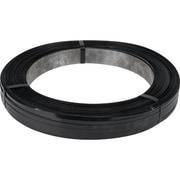 Feuillard de cerclage en acier, PF404, largeur du feuillard : 1/2 po, épaisseur du feuillard : 0,020 po