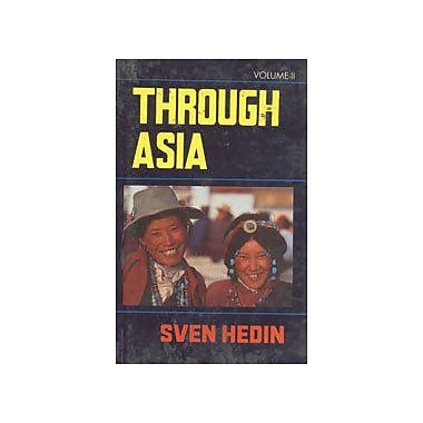 Through Asia, New Book (9788173030062)