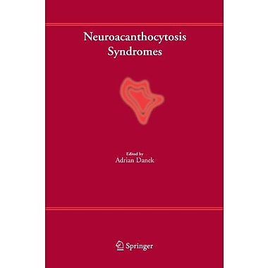 Neuroacanthocytosis Syndromes, New Book (9789048167432)