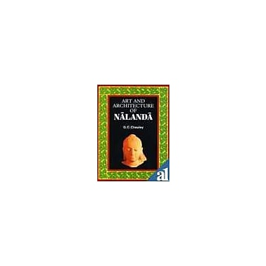 Art And Architecture Of Nalanda, Used Book (9788175741218)