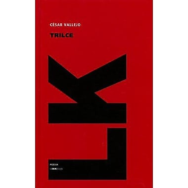 Trilce Poesia Spanish Edition (9788498974836)