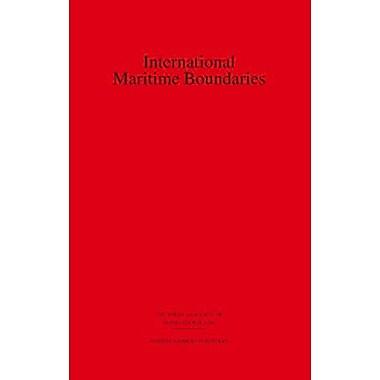 International Maritime Boundaries Vol 5 International Maritime Boundaries International Maritime Bo (9789004144613)