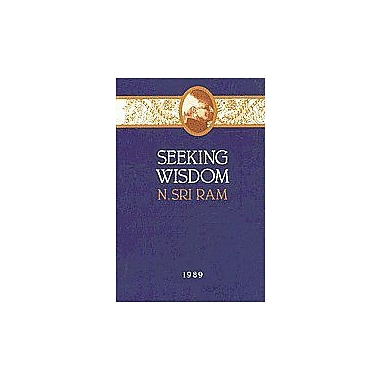 Seeking Wisdom, New Book (9788170590705)