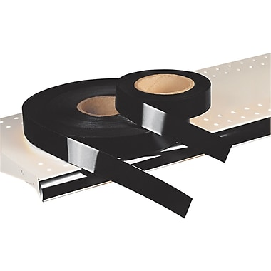 Kostklip® ShelfLife™ Coloured Price Channel Insert, Unprinted, 1.25