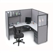 Storlie Corner L-Shape Executive Desk