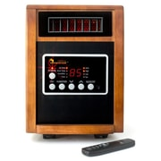 Dr. Infrared heater Elite Series 1,500 Watt Portable Electric Infrared Cabinet Heater w/ Humidifier