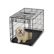 Midwest Homes For Pets Ovation Single Door Pet Crate; 30'' (23.75'' H x 21.75'' W x 31'' L)