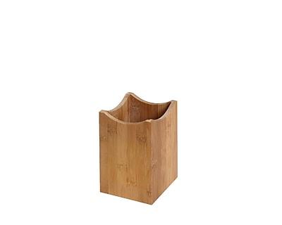 YBM Home Bamboo Utensil Holder