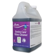 RMC Enviro Care Glass Cleaner, Concentrate Liquid Solution, 0.50 gal (64.25 fl oz), 4 / Carton, Purple (RCM12001099)