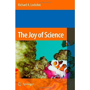 The Joy Of Science An Examination Of How Scientists Ask And Answer Questions Using The Story Of Evolu, Used Book (9789048175352)