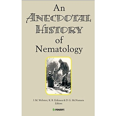 An Anecdotal History Of Nematology (9789546423245)