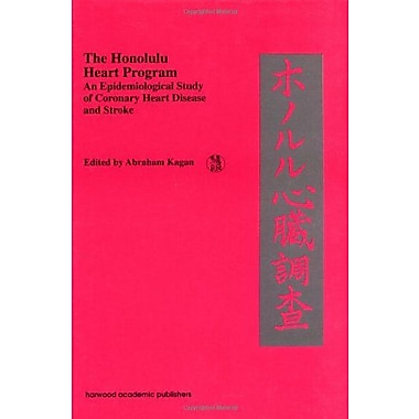 Honolulu Heart Program, Used Book (9783718658022)