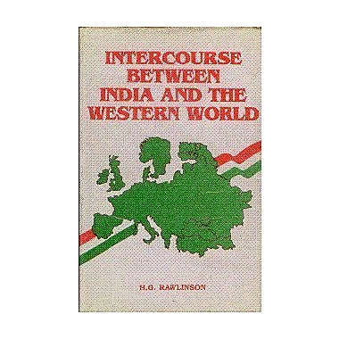 Intercourse Between India Amp The Western World From The Earliest Times To The Fall Of Rome, New Book (9788185565064)